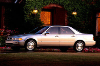 1991 Acura Legend LS, Picture of 1991 Acura Legend 4 Dr LS Sedan