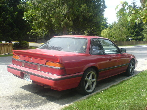 Picture of 1984 Honda Prelude, exterior