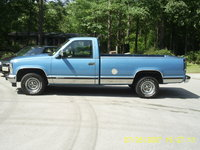 Chevrolet C/K 1500 Questions - 93 Silverado Idle and
