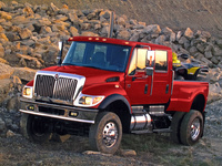 2005 International Harvester CXT Overview