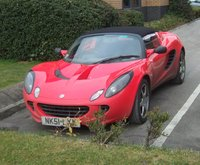 Picture of 2001 Lotus Elise, interior, gallery_worthy