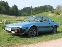 1979 FIAT X1/9, 1979 Fiat X1/9 picture
