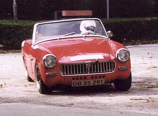 Picture of 1961 MG Midget