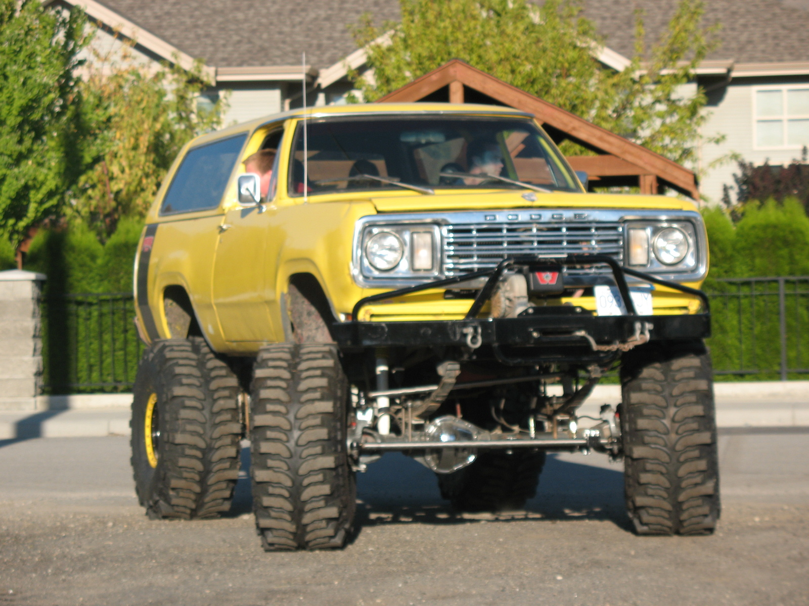 1977 Dodge Ramcharger - Pictures - 1977 Dodge Ramcharger picture ...