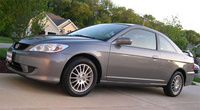 2005 Honda Civic EX Coupe picture