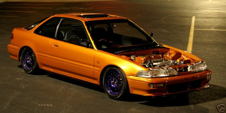 Picture Of 1993 Acura Integra Gs R Hatchback