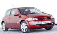2004 Renault Megane Picture Gallery