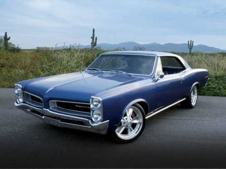 Picture of 1966 Pontiac Le Mans