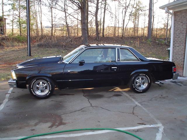 Picture of 1980 Chevrolet Malibu