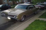 1966 Oldsmobile Ninety-Eight Overview