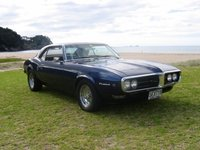 1968 Pontiac Firebird, 2005, exterior, gallery_worthy