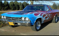 Picture of 1969 Chevrolet El Camino, exterior, gallery_worthy
