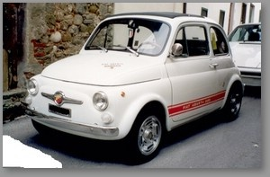 Picture of 1961 Fiat 500