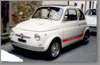1961 FIAT 500 Overview