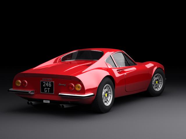 1969 Ferrari Dino 246 Pictures Cargurus