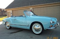 Picture of 1967 Volkswagen Karmann Ghia, exterior, gallery_worthy