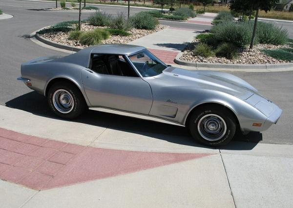 1973 Chevrolet Corvette Coupe picture, exterior
