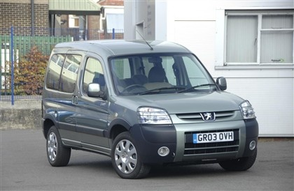 Picture of 2003 Peugeot Partner, exterior, gallery_worthy