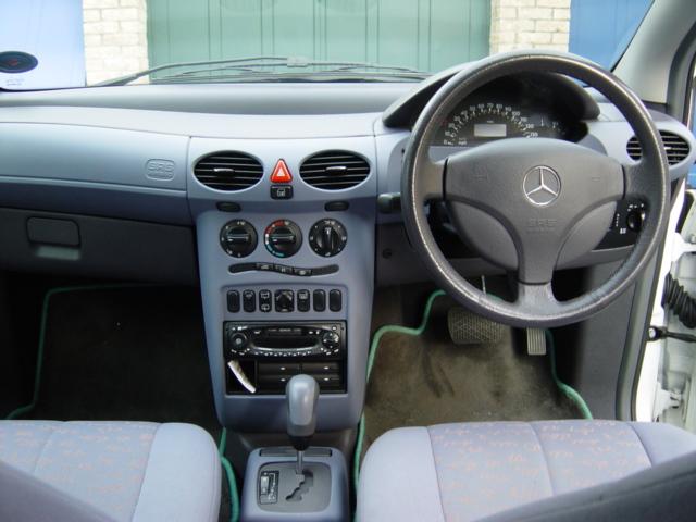 1998 Mercedes-Benz A-Class - Interior Pictures - CarGurus