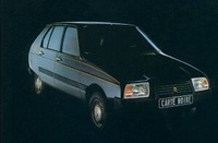 1987 Citroen Visa Overview