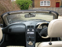 Picture of 1997 MG F, interior