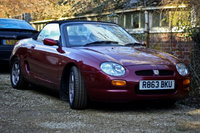 Picture of 1997 MG F