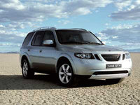 2008 Saab 9-7X Picture Gallery
