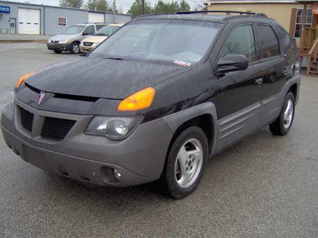 2001 Pontiac Aztek Specifications Cargurus
