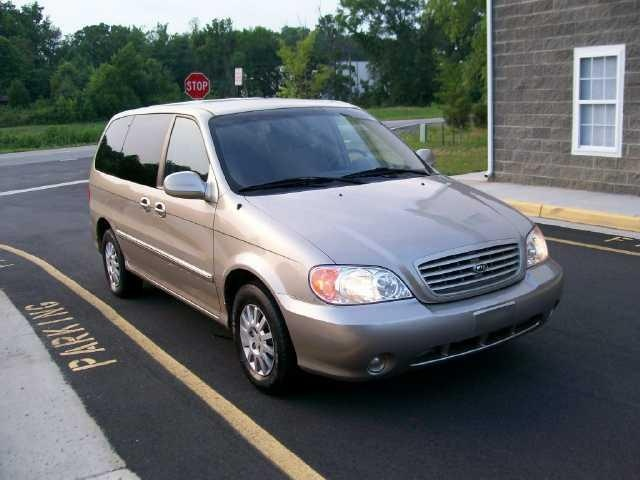 Picture of 2002 Kia Sedona LX, exterior