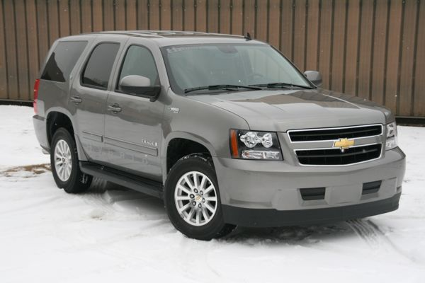 Picture of 2008 Chevrolet Tahoe Hybrid