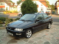 Picture of 1992 Ford Escort 2 Dr GT Hatchback, exterior, gallery_worthy