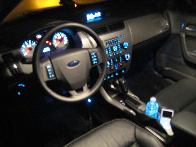 2008 Ford Focus Interior Pictures Cargurus