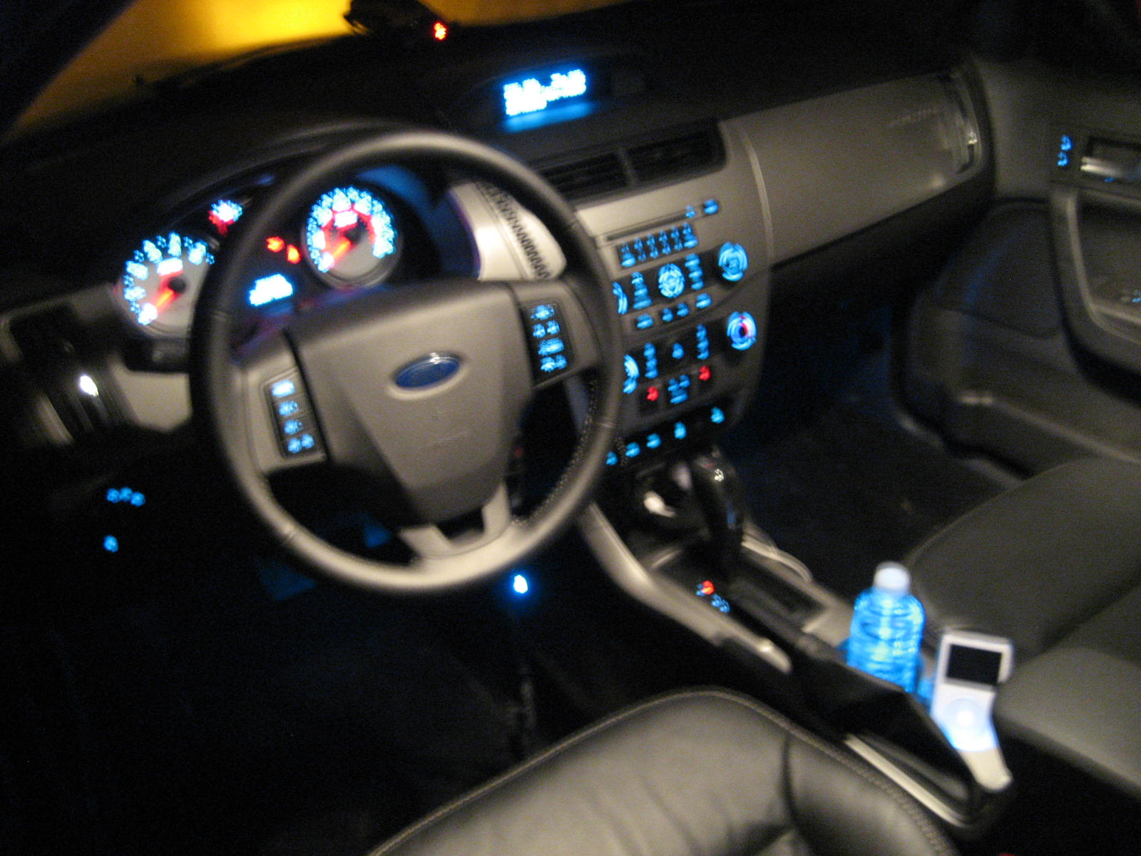 08 Focus Ses Interior Lighting Ford Focus Forum Ford Focus St Forum Ford Focus Rs Forum