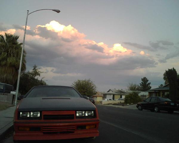 1986 Dodge Daytona