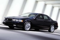 Picture of 2003 Cadillac Seville STS FWD, exterior, gallery_worthy