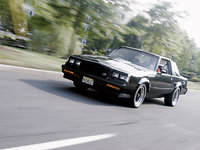 Picture of 1987 Buick Grand National, exterior, gallery_worthy