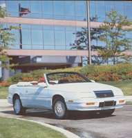 Picture of 1988 Chrysler Le Baron