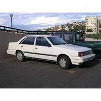 1986 Hyundai Stellar Overview