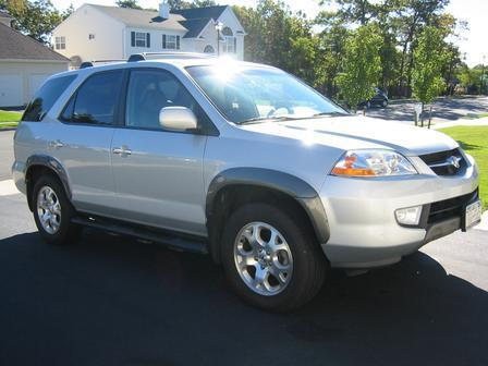 Acura  2010 on 2001 Acura Mdx Awd Touring  2001 Acura Mdx Touring Picture  Exterior