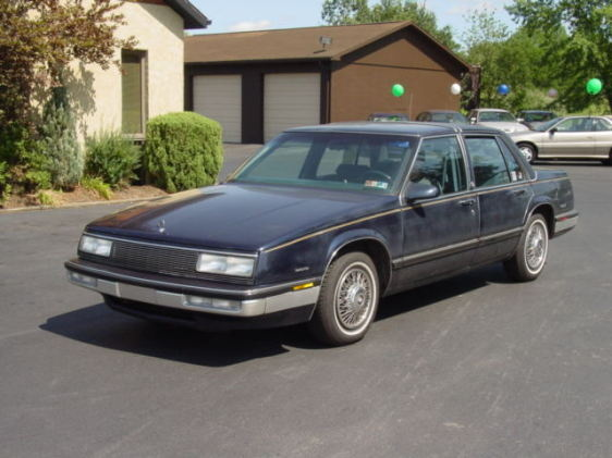 Buick Lesabre Pic X on 1987 Buick Lesabre Limited Coupe