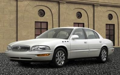 Picture of 2003 Buick Park Avenue Ultra FWD, gallery_worthy
