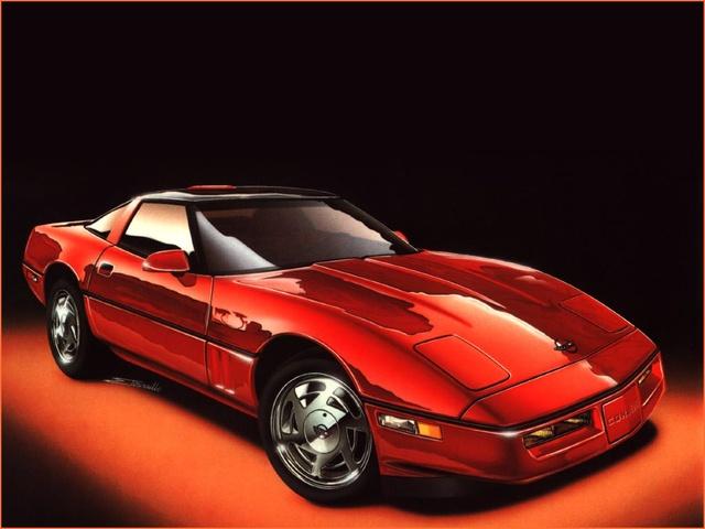 Picture of 1997 Chevrolet Corvette Coupe