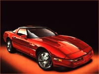 1997 Chevrolet Corvette Coupe, Picture of 1997 Chevrolet Corvette 2 Dr STD Hatchback