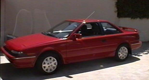 86 Corolla Gts. 1989 Toyota Corolla GTS