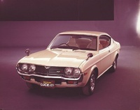 1976 Mazda RX-4 Overview