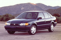 1997 Toyota Tercel 4 Dr CE Sedan picture