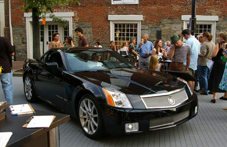 2006 Cadillac Xlr 2 Dr Xlr V Pic 38890