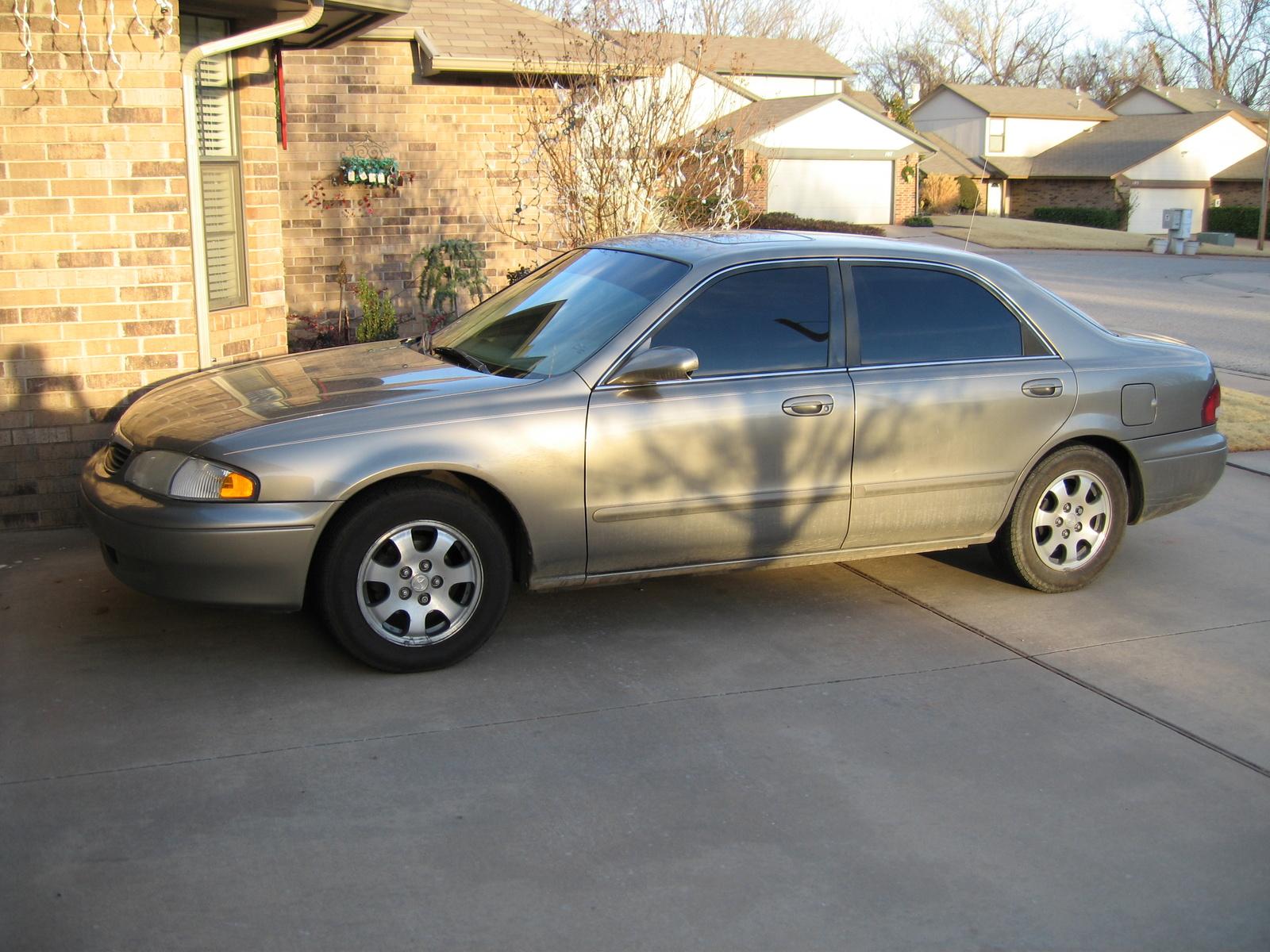 1997 Mazda 626 Pictures Cargurus