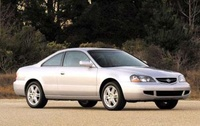 2002 Acura CL Overview