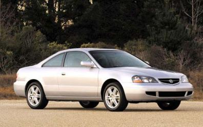 2002 Acura CL 2 Dr 3.2 Type-S Coupe picture